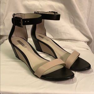 BCBG Vincent Wedge Sandal